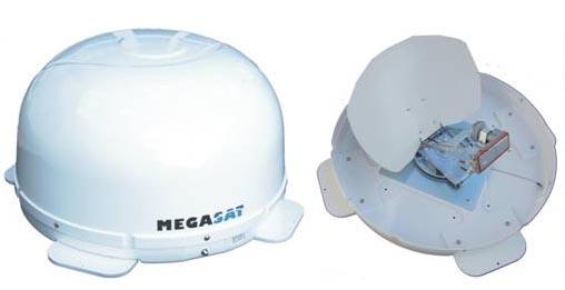 Megasat Campingman Twin mit Auto Skew