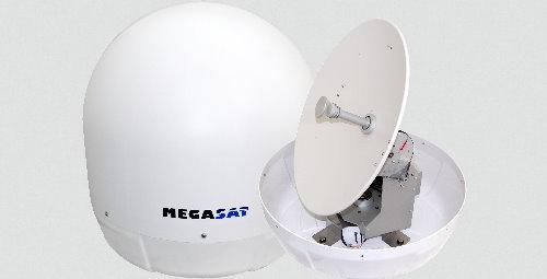Megasat Seaman 60 GPS / AutoSkew