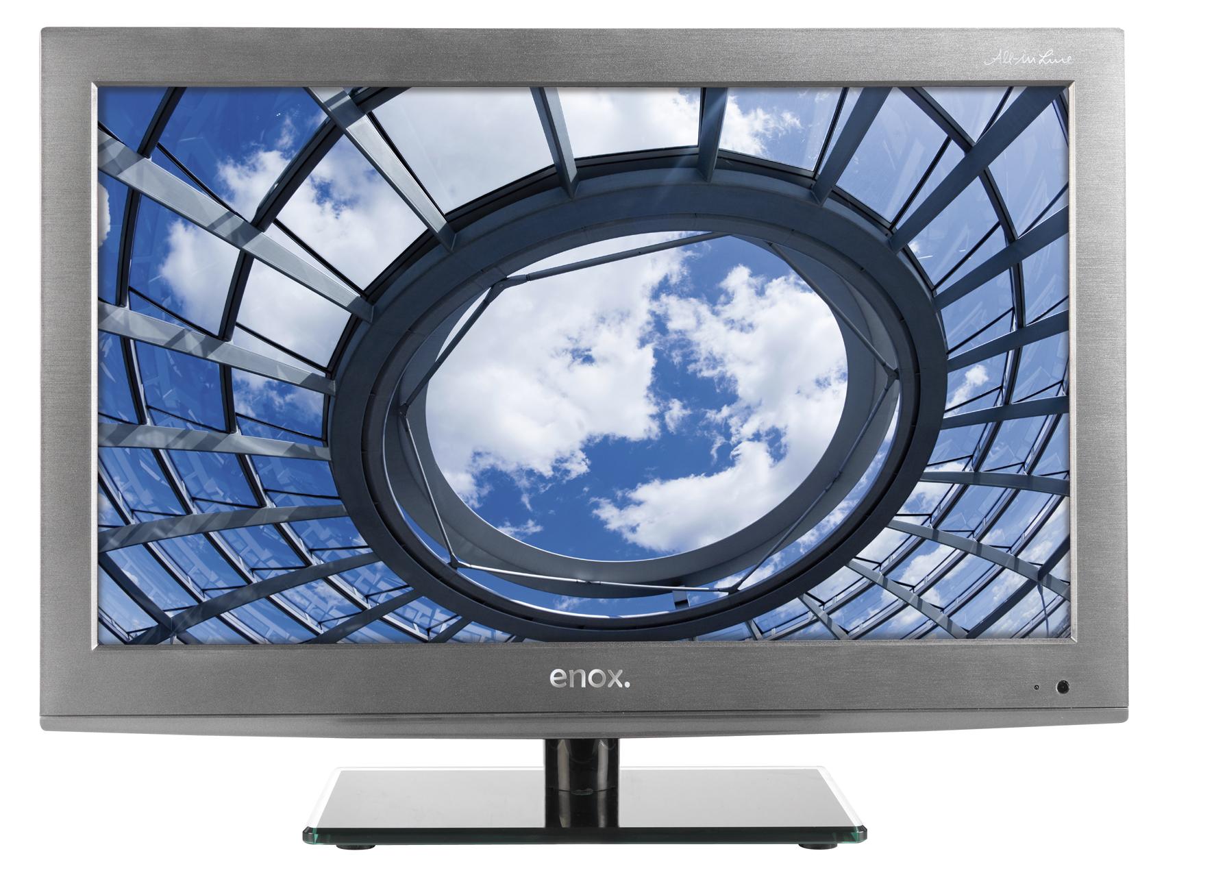 Enox AIL-3932S2DVD 81cm LED TV für Wohnwagen Home