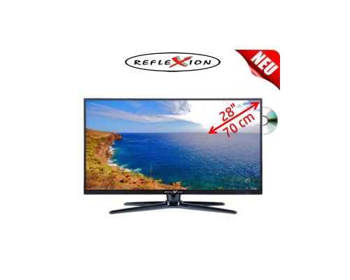 Reflexion LDD2880 mit 70cm, Triple Tuner und DVD für 12/230V