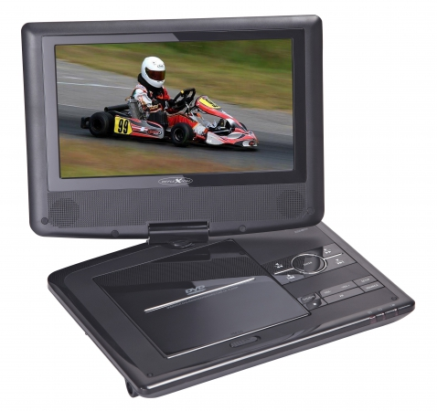 reflexion dvd9213 portable dvd player with dvb t. Black Bedroom Furniture Sets. Home Design Ideas