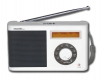 Sailor SA-123 tragbarer FM Radio mit Digital DAB Weiss