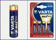 Varta Max Tech Micro (AAA)