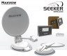 Maxview Seeker Wireless 85cm Vollautomatische Satelliten Antenne