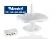 alphatronics DVB-T Antenne AN 4 - GW mit GPS und WiFi-Empfang