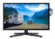Reflexion LDDW24i Smart LED-TV mit DVD-Player und Triple Tuner (DVB-S2/C/T2 HD) für 12/24/230V