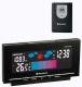Roadstar HWS-8004 Wetter Station mit Uhr/Alarm